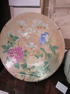Teller Japan um 1870