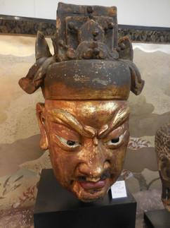 grosser Kopf Qing