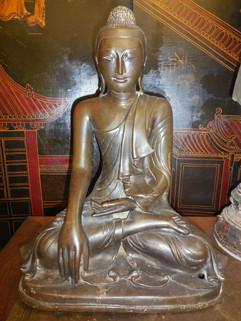 Bronce Burma Mandalay 19. Jhr.