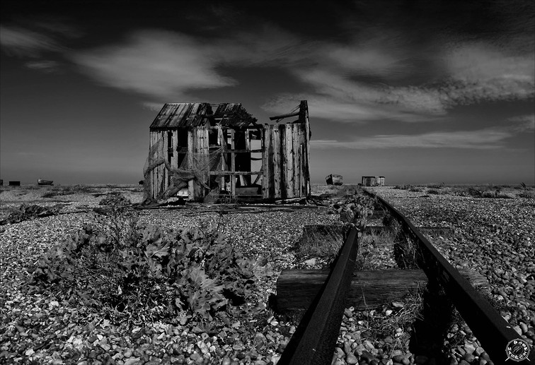 The Shed, Dungeness, Kent