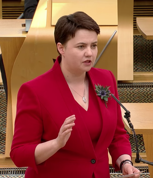 Meet Ruth Davidson and discuss local issues