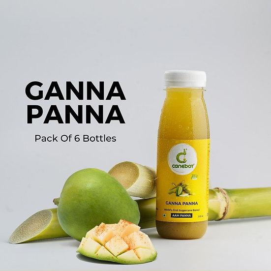 Ganna Panna (Pack of 6 Bottles)