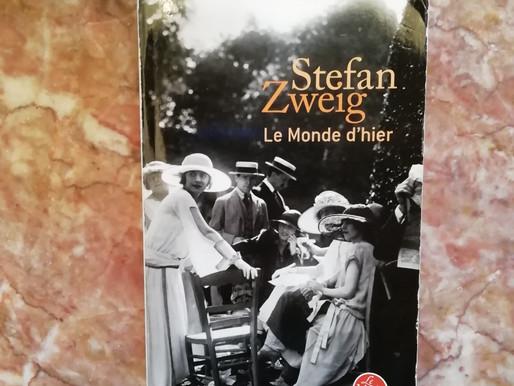 Le Monde d'hier, Stefan Zweig