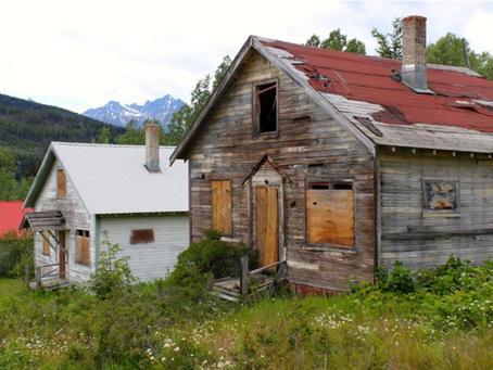 Episode 7: Ghost Towns of B.C