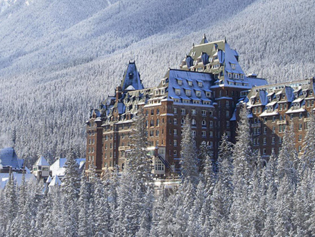 Season2: Episode 19 - Banff Springs Hotel & Starvation Heights