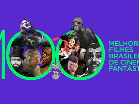 Os 100 melhores filmes brasileiros de Fantasia, Horror e Ficção Científica, segundo a ABRACCINE