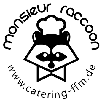 Monsieur Raccoon Logo