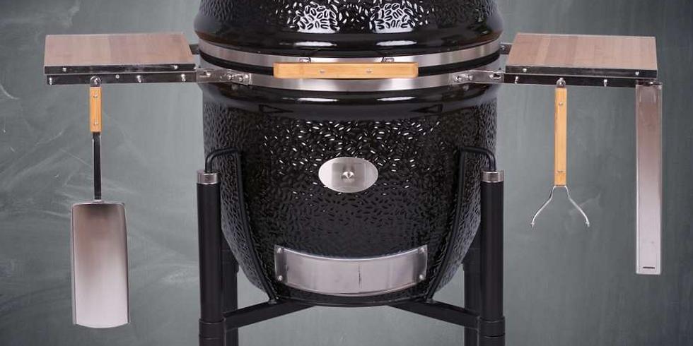 BBQ-Kurs (Monolith-Grill) Fortgeschrittene