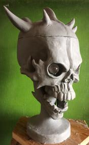 Zanbar Bone Chalice, by Johan Tieldow