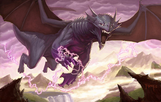 Stormdrake by Frank Garza