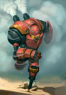 Juggernaut by Morten Skaalvik