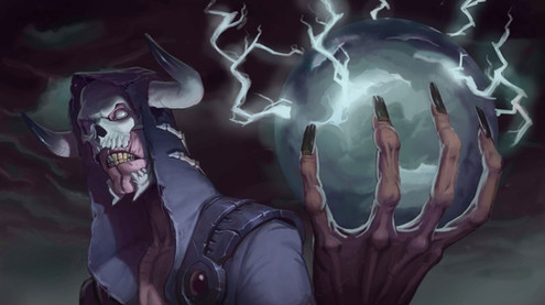 Death Cultist by Morten Skaalvik