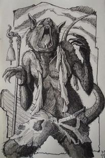 The Wererat by Michael Sheppard