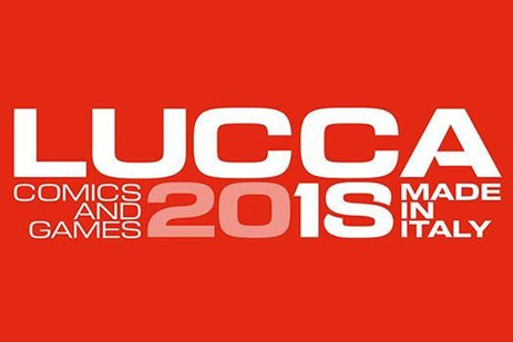 1st - 2nd November 2018 - Lucca Comics and Games 2018