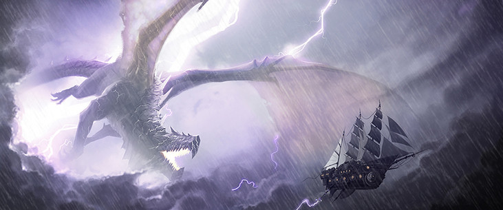 Stormdrake by Young Kim