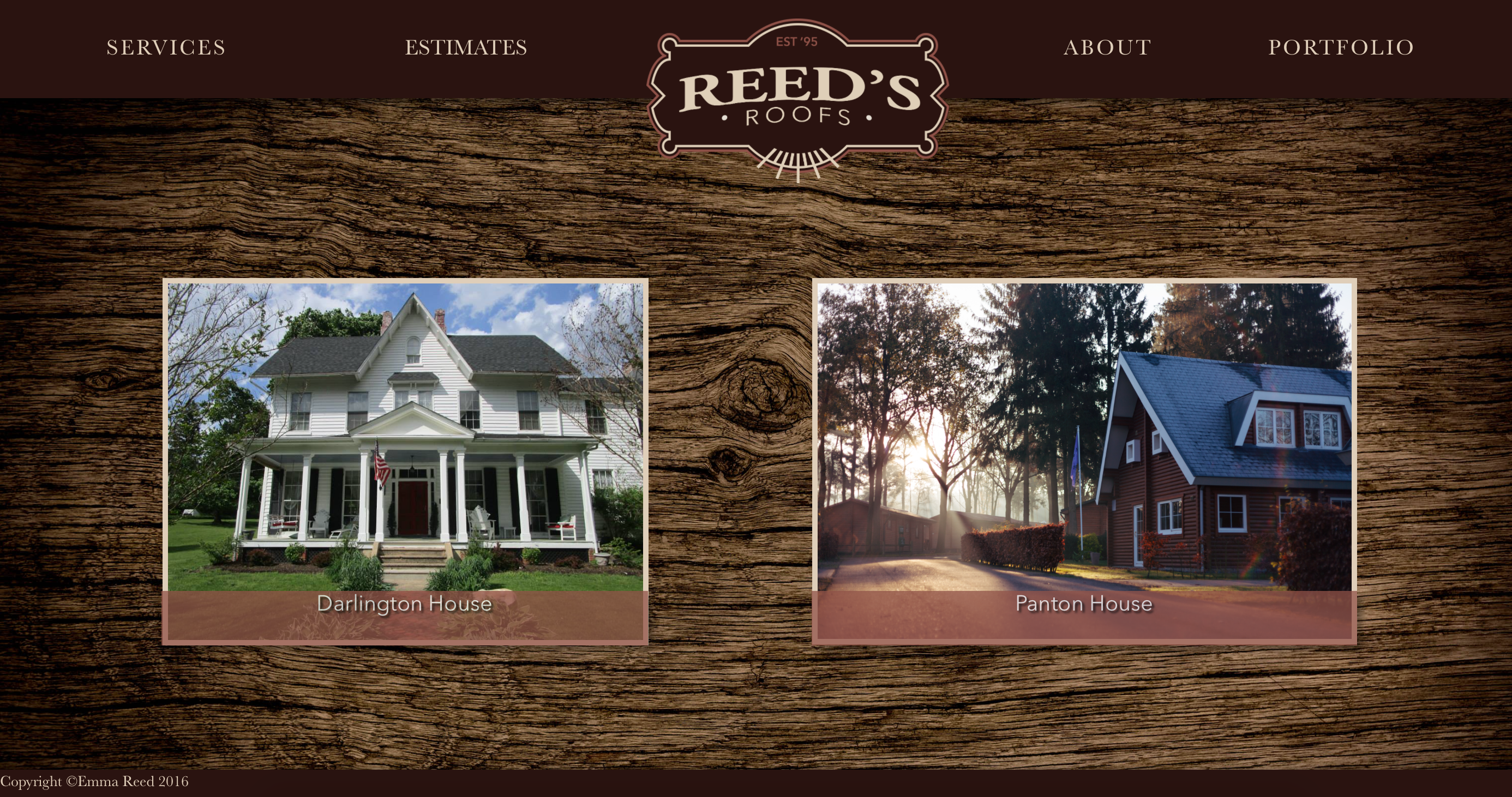 Reed's Roofs Gallery