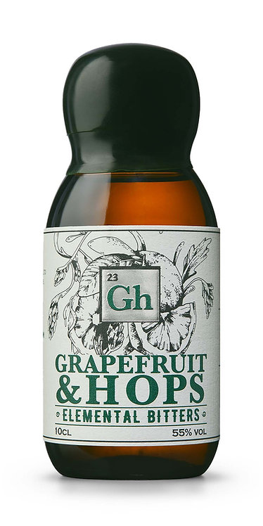Grapefruit and Hops Bitters