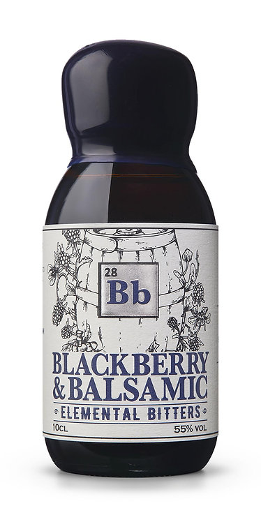 Elemental Blackberry & Balsamic Bitters