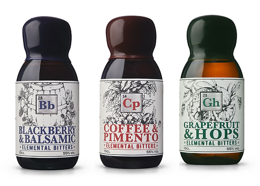 Elemental Bitters 3-pack Bundle