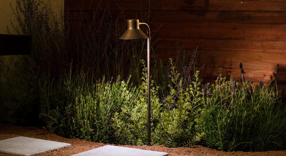 landscape pathlight - a garden lighthous
