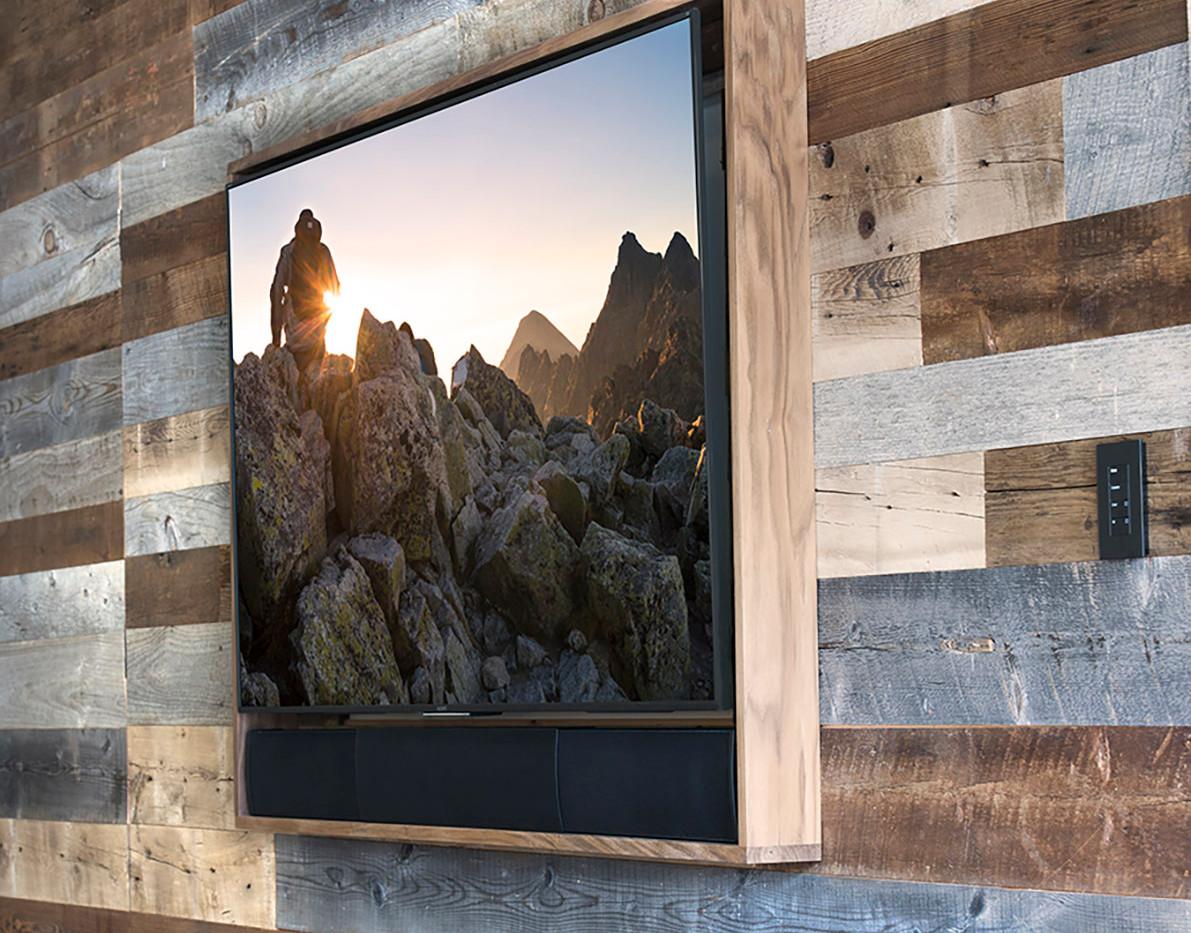 Media Frame, enhance any display and aud