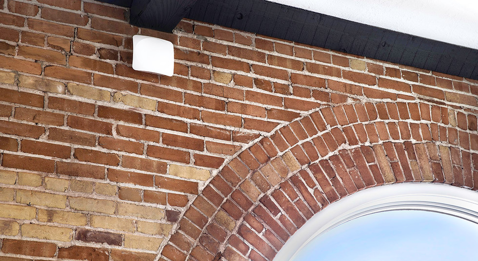 wireless access points for Wi-Fi coverag
