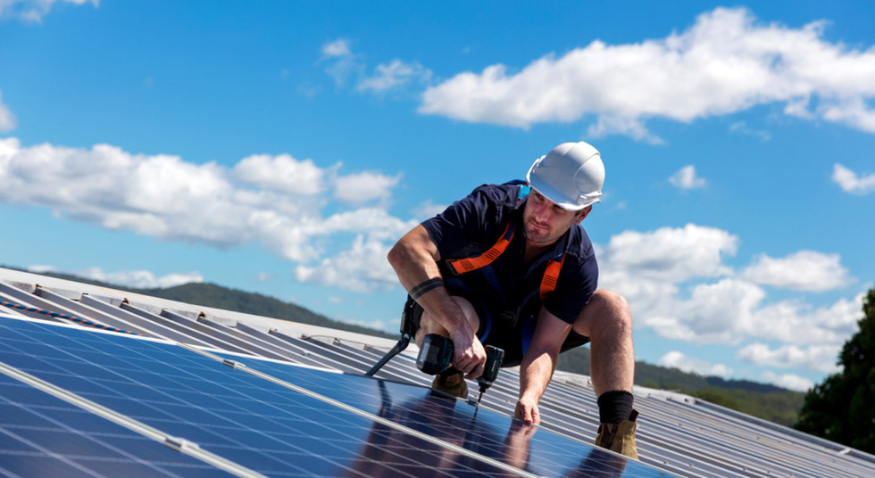 Solar Array - design and installation of