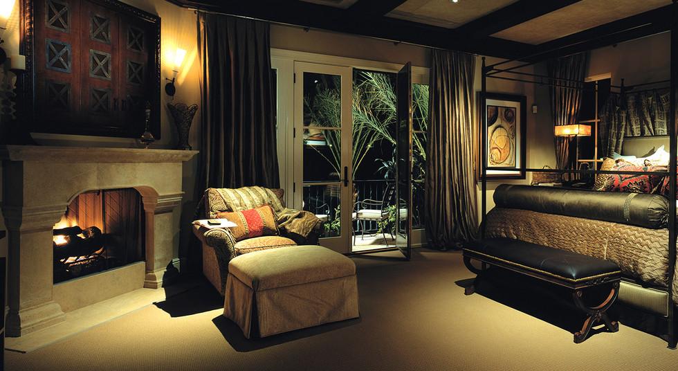 Lutron lighting control Master bedroom-s