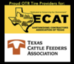 ECAT Earth Moving Contractos Associaton & Tecas Cattle Feedes Association