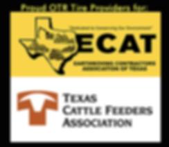 ECAT Earth Moving Contractos Associaton & Tecas Cattle Feedes Association