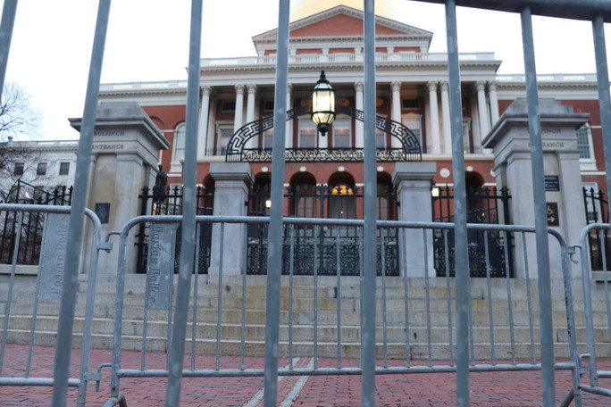 State House Security Increased Ahead of Inauguration