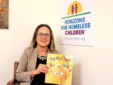 Horizons For Homeless Children Launches Literacy Initiative