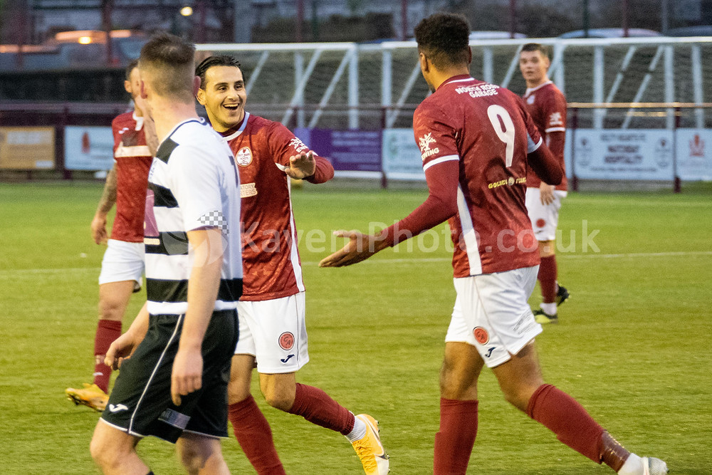 Austin's deflection denied Shanley a debut goal