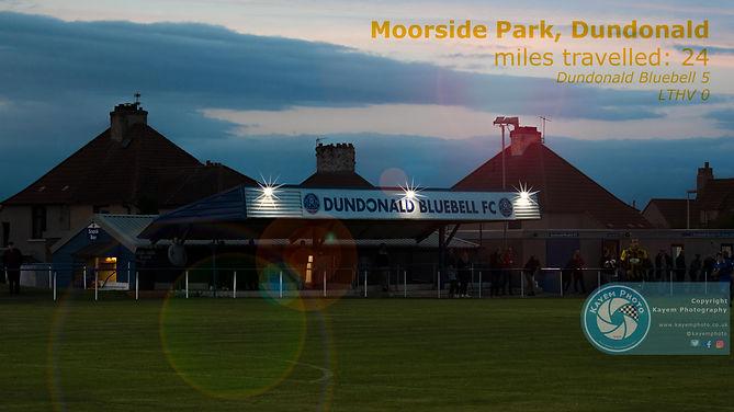 Moorside Park, Dundonald