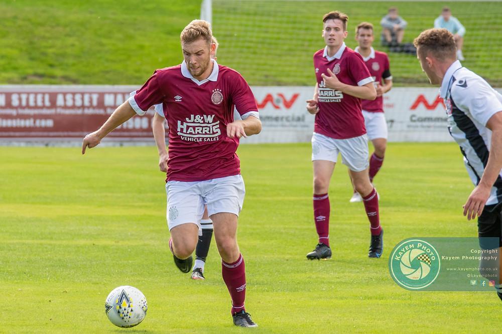 Man of the Match: Jack Ogilvie