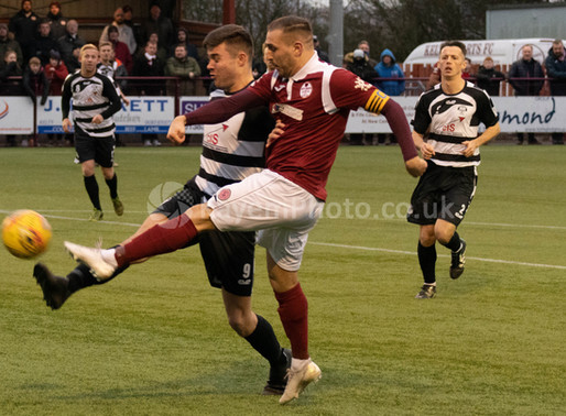 Shire Comeback Spoils Kelty New Year