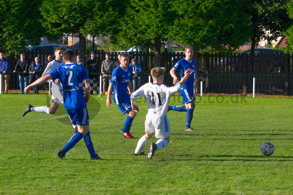 Ford scores his first Kelty goal