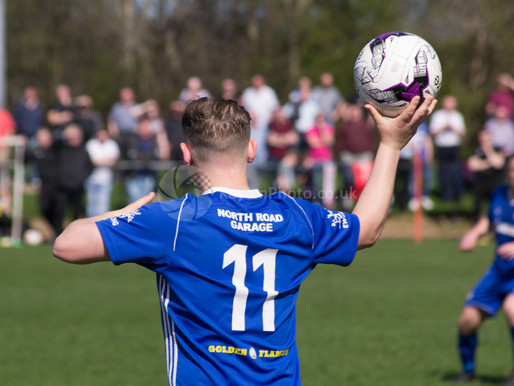 Vale Spoil Kelty Title Party