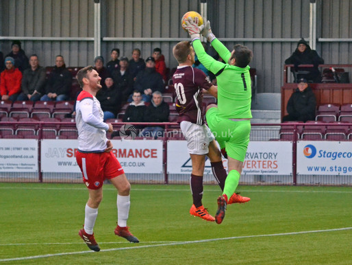 Kelty And Spartans Share The Spoils