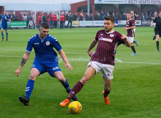 Kelty Battle Through To Semis