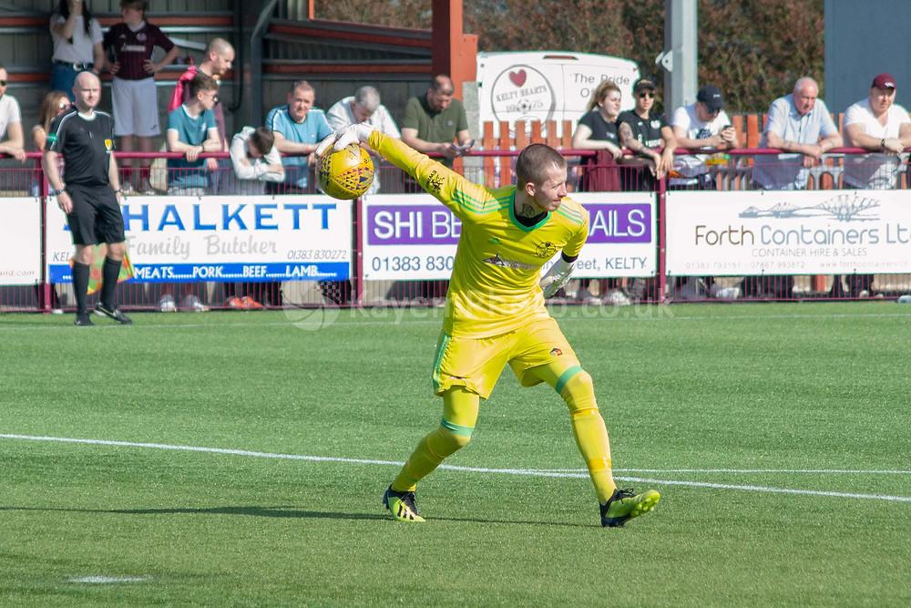 Man of the Match: Scott Christie