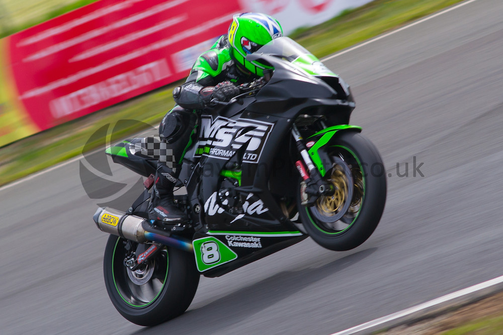 Lewis Rollo - MSS Discovery Kawasaki ZX10R
