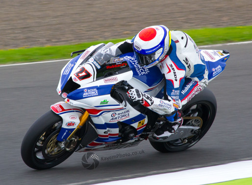 Forget 3 Lions, 2 Wheels Are Back At Knockhill