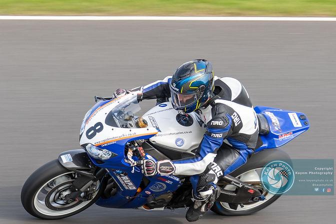 KMSC Round 4 Superbikes