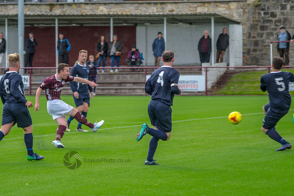 Archie Campbell makes it 2-0
