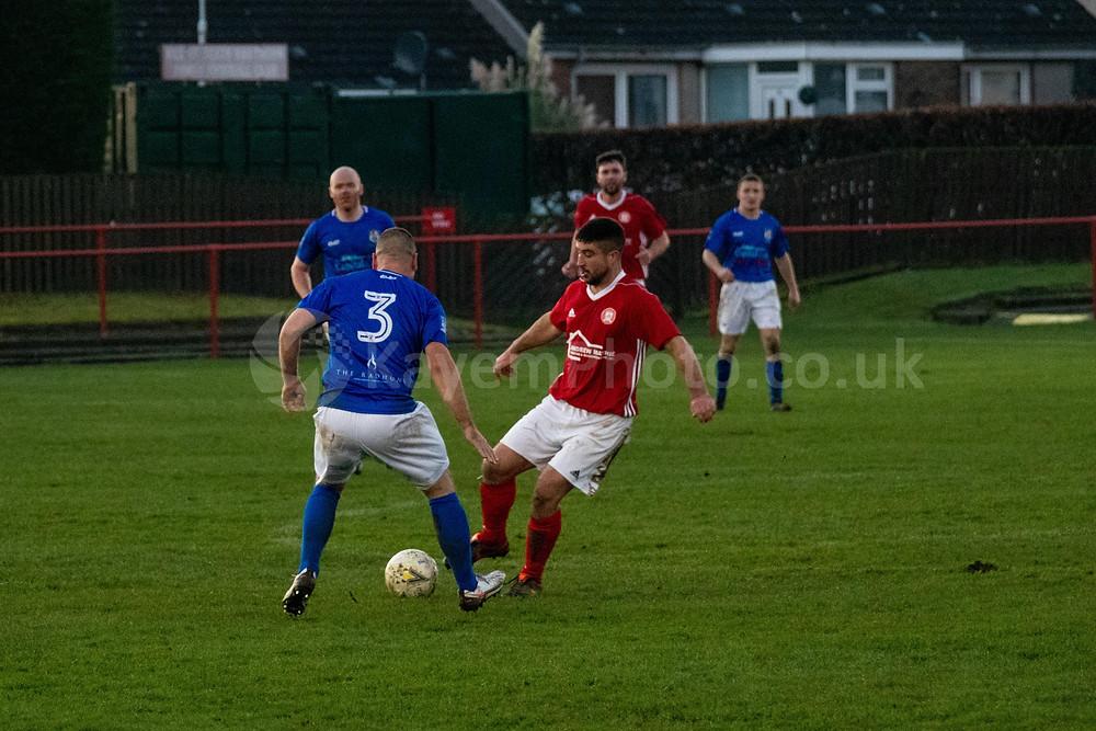 Man of the Match: Bradley Grieve
