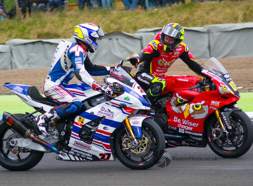 Dixon takes double win in BSB at Knockhill