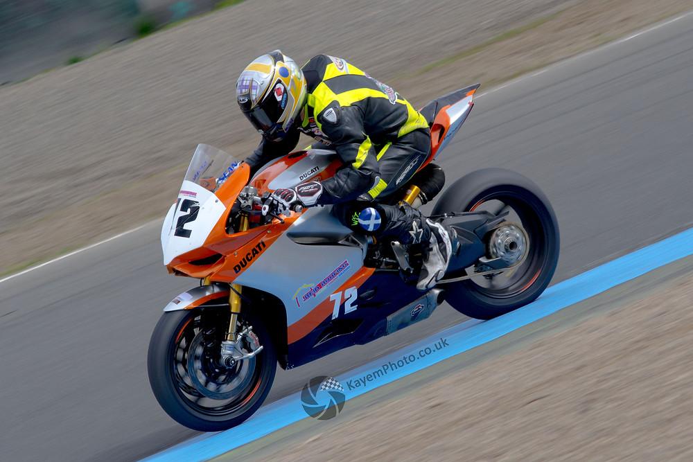 Sean Gilfilan, Ducati Panigale 1199S