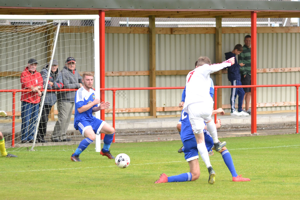 Adamson put the game beyond United