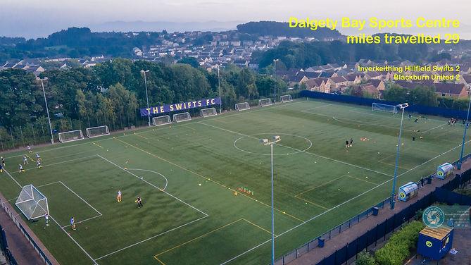Dalgety Bay Sports Centre